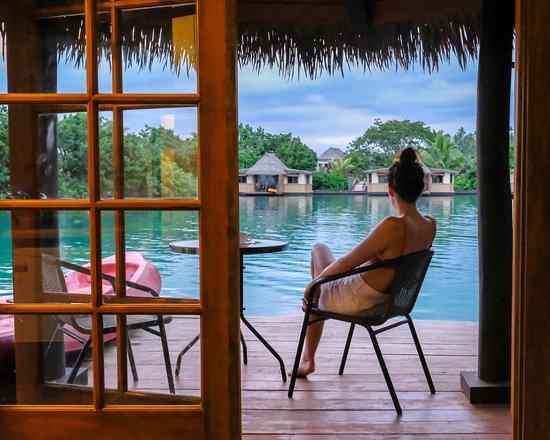 Beautiful Floating Bure view.