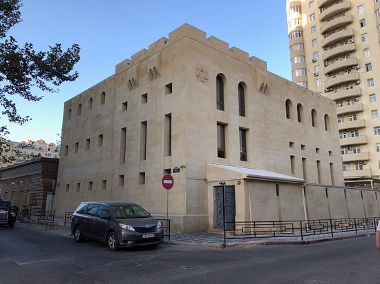 Synagogue of the Ashkenazi Jews