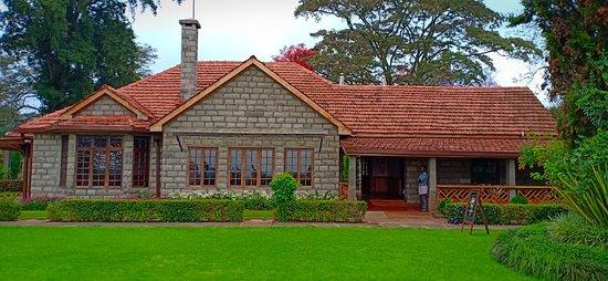 Le Pristine Hotel in Nyeri. Image Courtesy of Tripadvisor