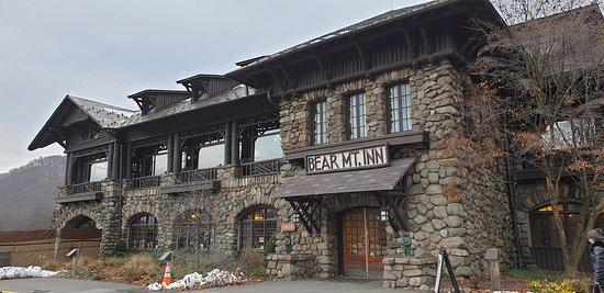 Bear Mountain, นิวยอร์ก: The Inn