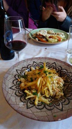 El Colmenar, Spania: Algunos de sus excelentes platos