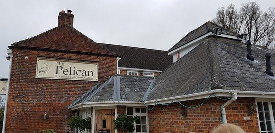Froxfield, UK: The Pelican