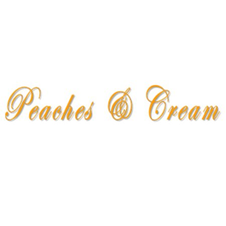 Peaches and Cream Bed and Breakfast Logo