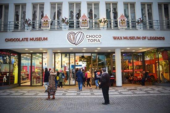 Muzeum čokolády Choco-Story