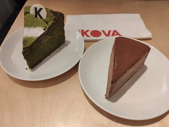 Kova Patisserie: Cakes