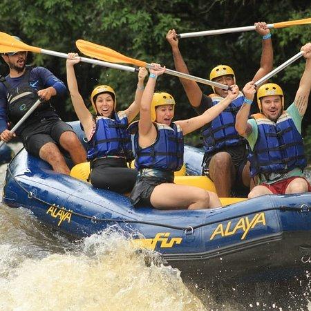 Rafting Alaya