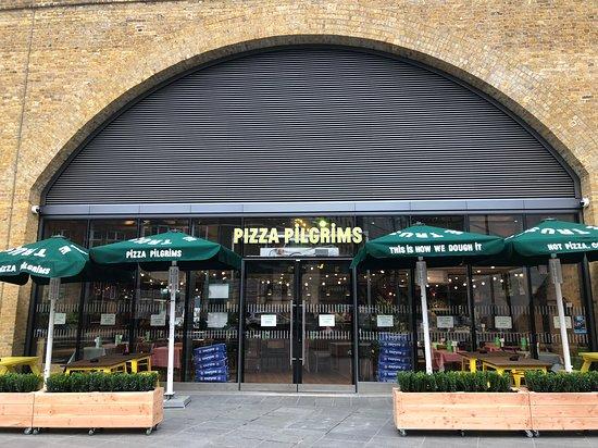 Pizza Pilgrims London Unit Su48 Bermondsey St Southwark