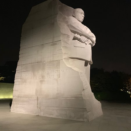 Martin Luther King Jr Memorial Washington Dc Updated December