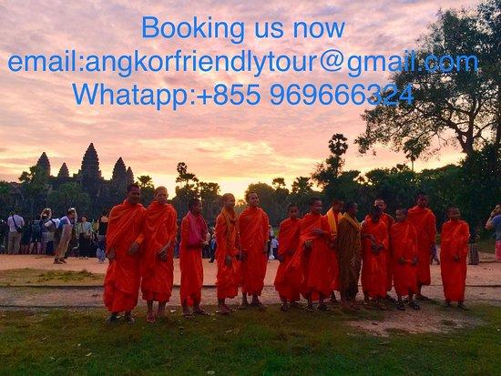 Angkor Friendly Tour