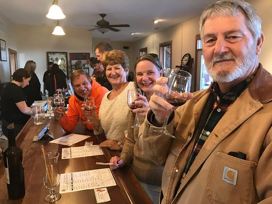 Shenandoah Wine Tours
