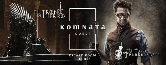 ‪Komnata Quest Elche Escape Room‬