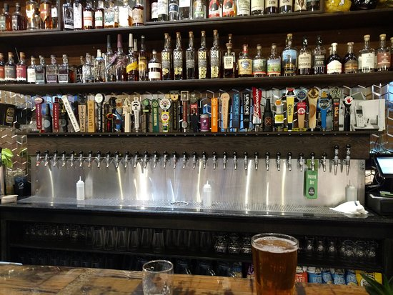 Loveland, CO: Spirits and Tap Handles