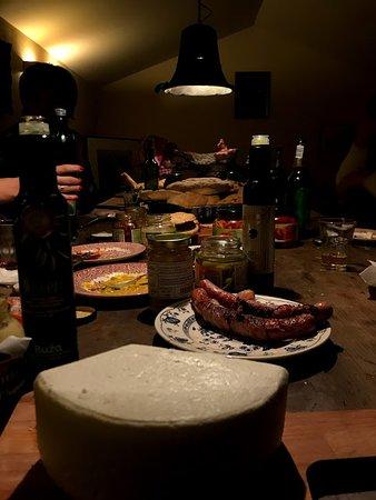 Krnica, Croatia: A Primitiva feast