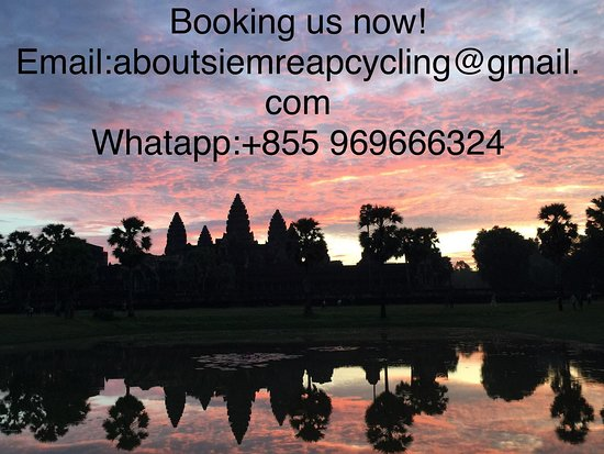 ‪About Siem Reap Cycling‬