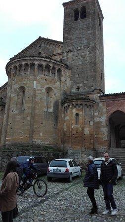 Borgo Castell'Arquato: La collegiata