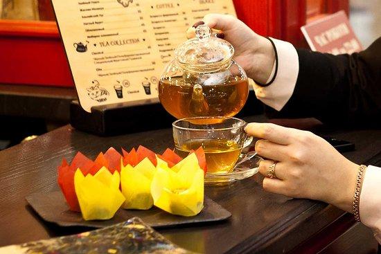 Five o'Clock teahouse: Наши гости