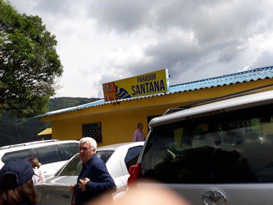 Anserma, Colombia: Parador Santana