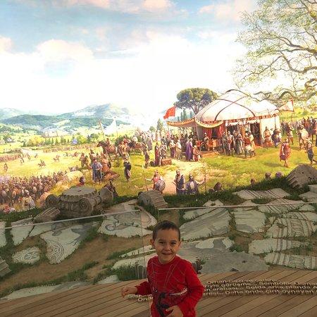 Panorama 1326 Bursa Fetih Muzesi