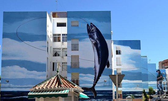 Mural Dia de Pesca