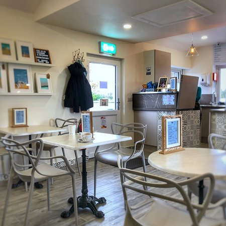 Brynsiencyn, UK : Heritage Coffee Shop