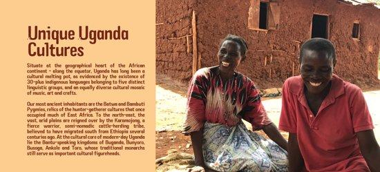Kamuli, Уганда: Uganda is a cultural melting port