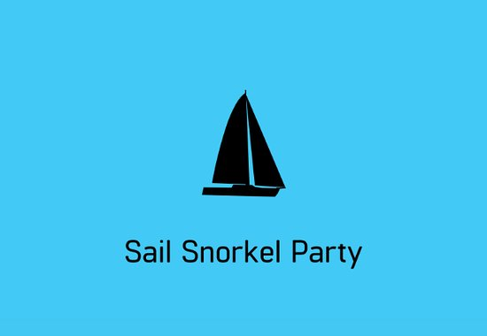 Sail Snorkeling Party