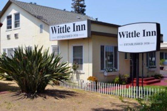 Entrance - Picture of Wittle Motel, Sunnyvale - Tripadvisor