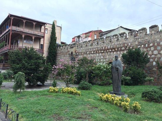 Tbilisi Wall Ruins