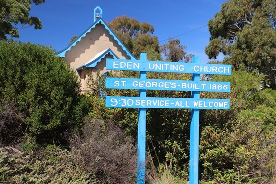 ‪Eden Uniting Church‬