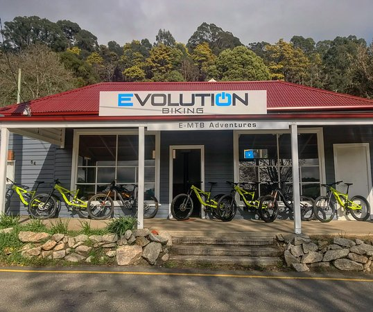 Evolution Biking