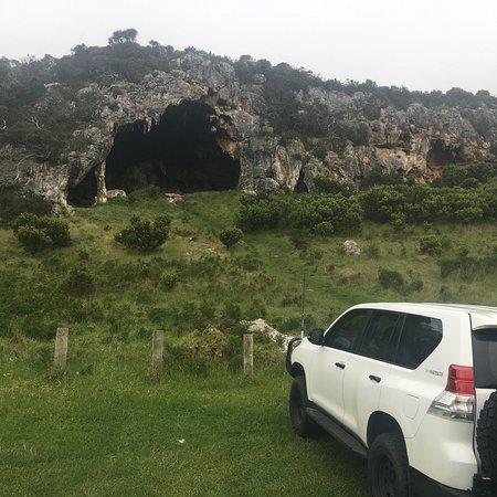 Tarragal Caves