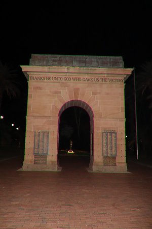 The Burwood War Memorial Arch