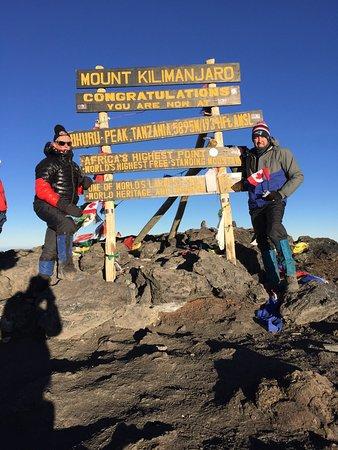 Summited Kilimanjaro