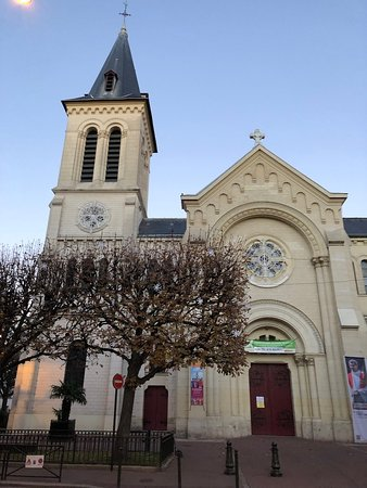 Église Saint-Justin