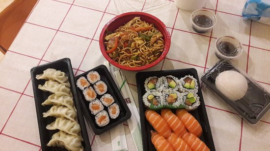 Yao Sushi Granollers Menu Prices Restaurant Reviews