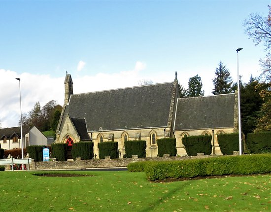 St Marys Scottish Episcopal Church