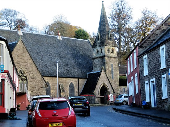St Blane's Church of Scotland