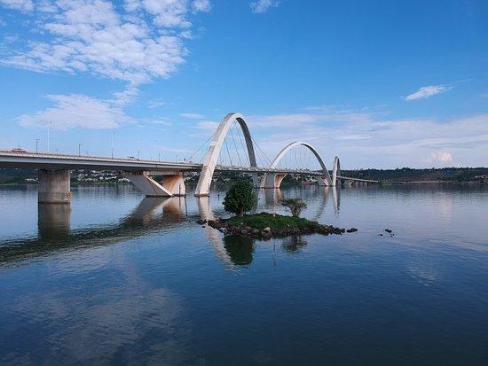 Mirante da ponte JK