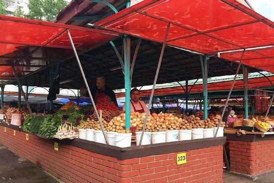 Preobrazhenskiy Market