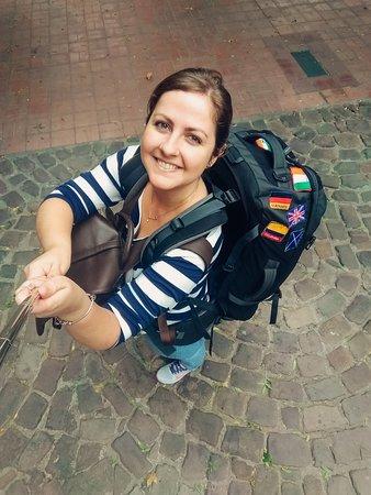 """Argentina: Meus 10 Mandamentos de Pré Viagem são...⠀ -⠀ Após muitos erros e muitos acertos, eu finalmente criei um jeito de diminuir minha ansiedade pré viagem...⠀ -⠀ Eu criei 10 passos para organizar minha viagem de forma """"profissa"""", para garantir o forma sucesso (quase) total dela! 😂😂😅⠀ -⠀ Eu os chamo de os """"10 Mandamentos da Pré Viagem""""!!!😮😲😮⠀ -⠀ Estão todos no blog, corre lá pra ver, mas antes deixa uma dica sua de pré viagem aqui nos comentários heim!"""
