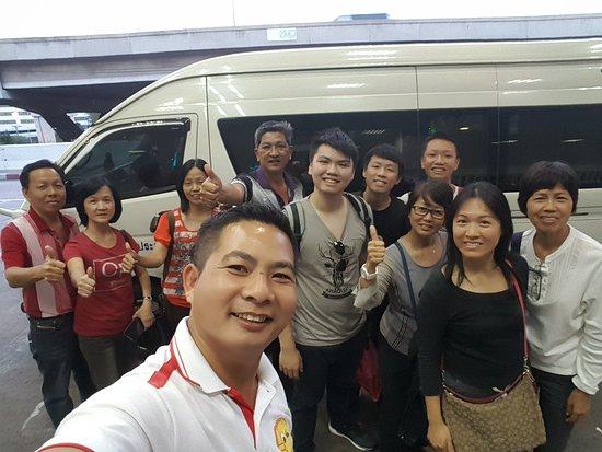 Bangkok Van Tours
