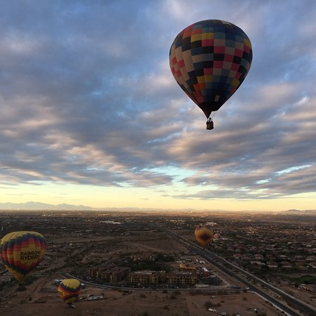 Destination Balloon Rides