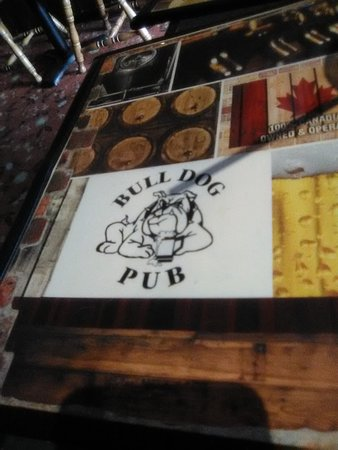 The Bulldog Pub