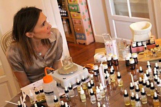 Taller de perfumería en París