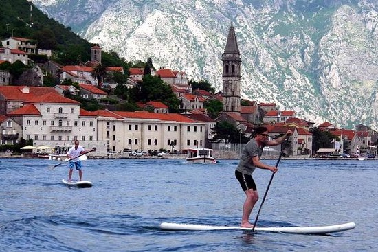 Kotor Riviera Stand-Up Paddling and...
