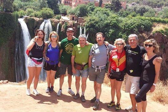 Liten gruppe full dagstur fra Marrakech...
