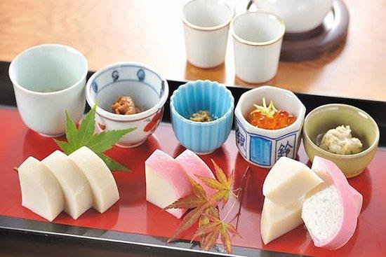 Kamaboko Tasting with Local Sake and...