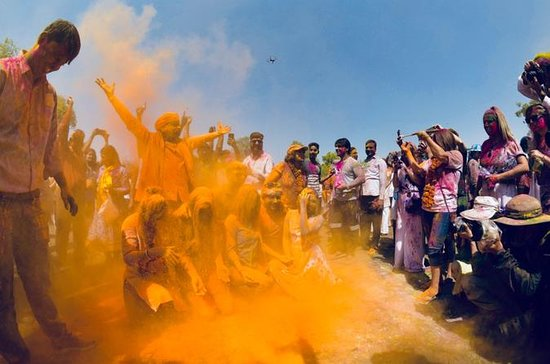 Indien Holi Tour 2019