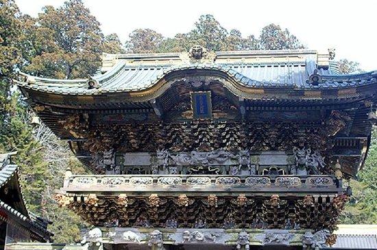 Nikko Day Trip en transporte público
