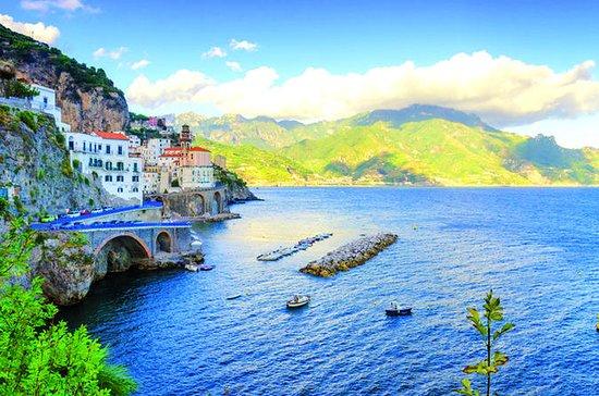 Costa de Amalfi: Positano, Amalfi y...